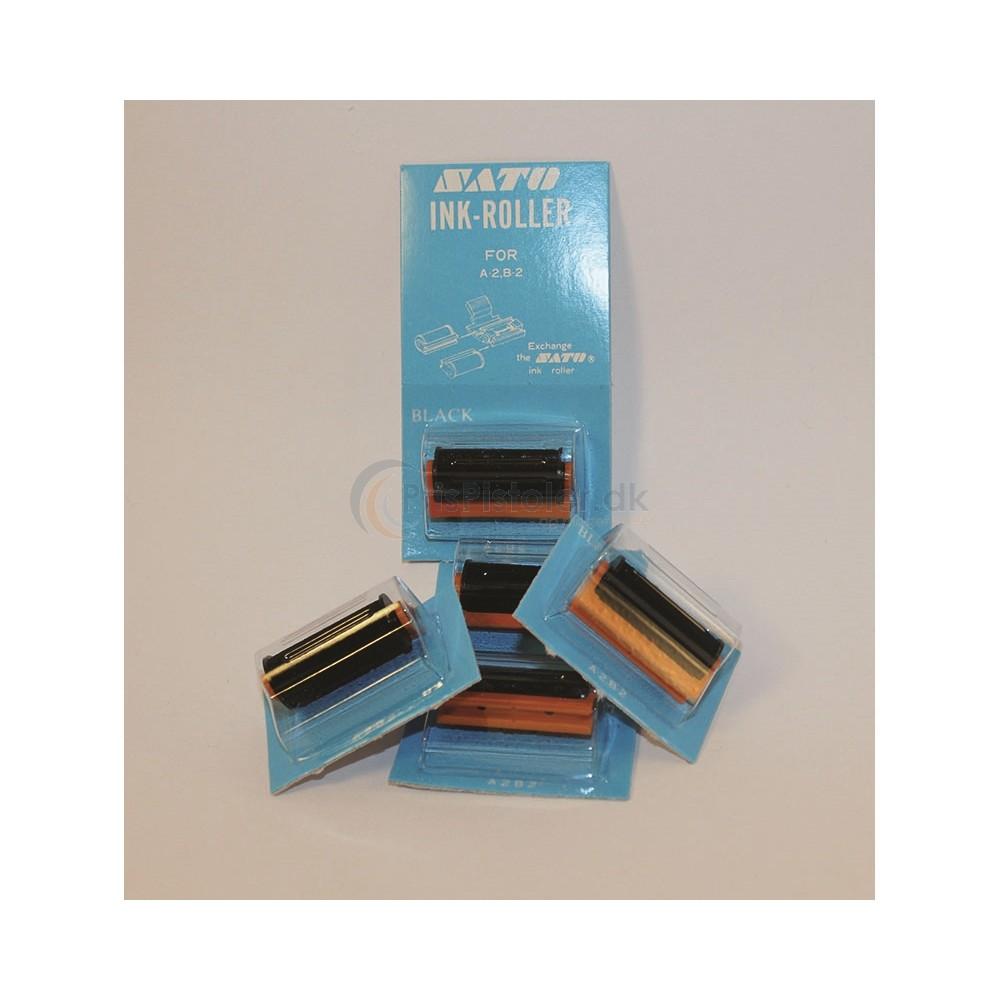 Farveruller til Sato A2 & B2 - 5 farveruller