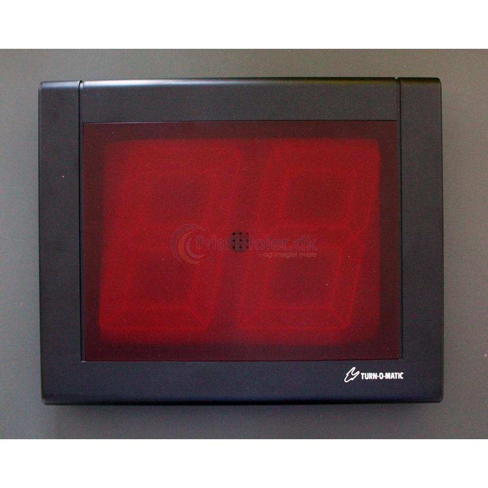 Turn-O-Matic ekstra Display