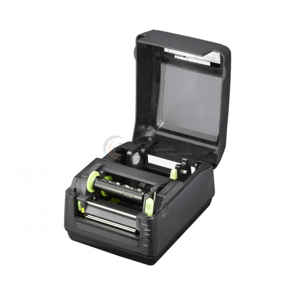 Sato Printer WS4 Thermal Transfer Cutter