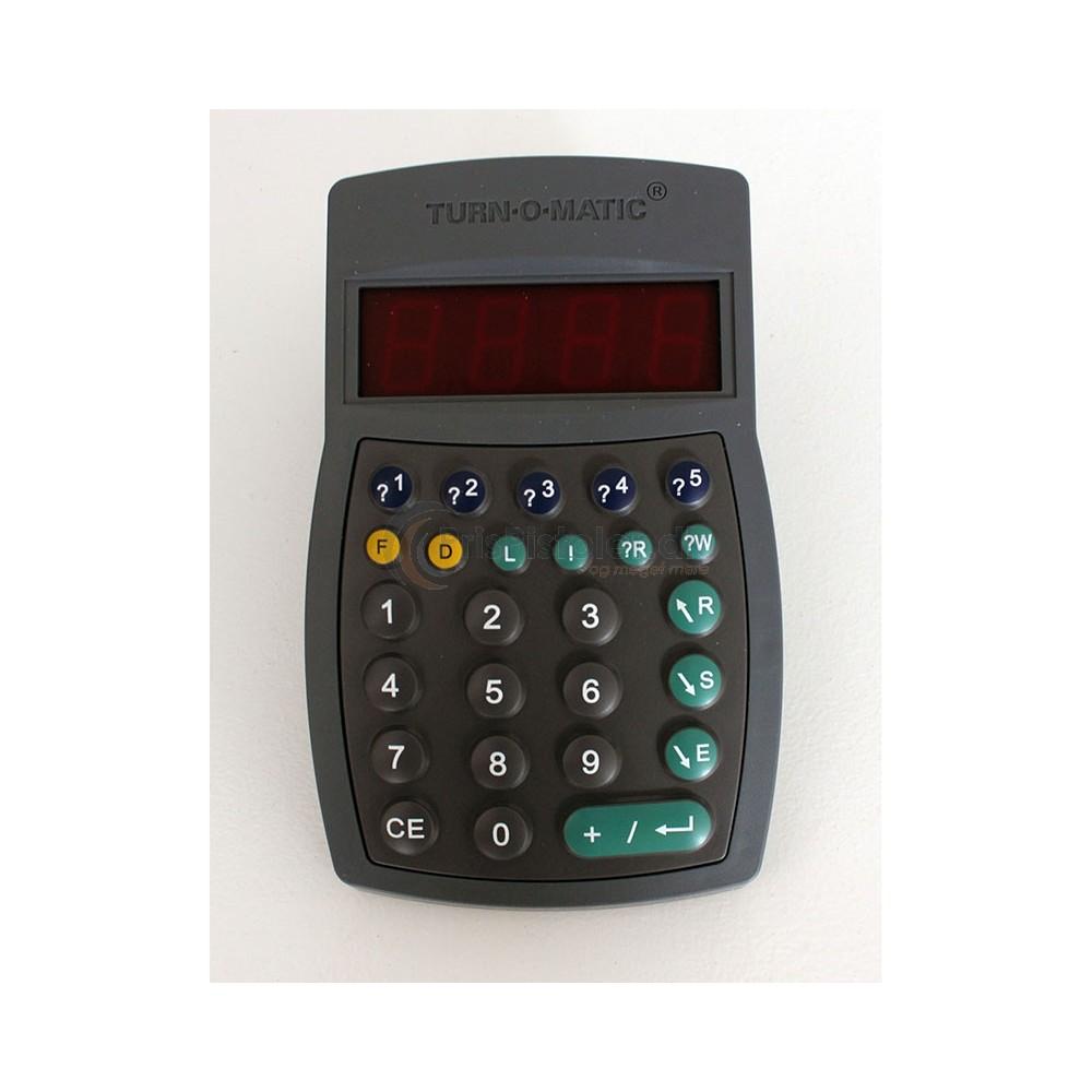 Keypad K900 til nummertavle