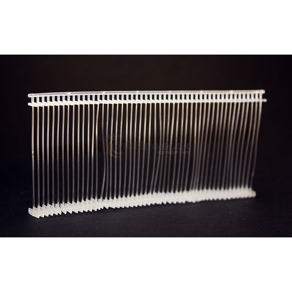 Standard tag-pins – 65 mm længde - 5.000 stk.