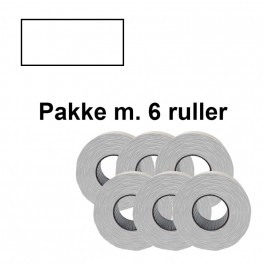 Prismrke26x16mmhvidpermanentrektangulrPakkem6ruller-20