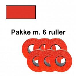Prismrker216x12mmaftagfluorrdPakkem6ruller-20