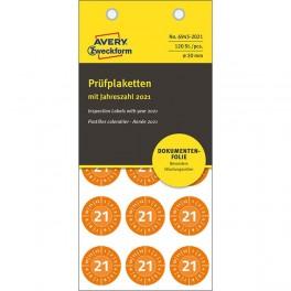 Inspektionsetiket2021NoPeel69452021-20