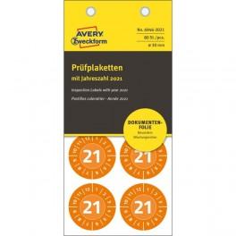 Inspektionsetiket2021NoPeel69462021-20