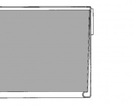 Hyldeforkantslistefladmedskumtapepbagsidenmetalgr26x885mm50stk-20
