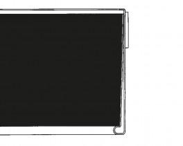 Hyldeforkantslistefladmedskumtapepbagsidensort26x885mm50stk-20