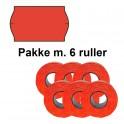 UniversalPrismrker32x19mmpermfluorrdPakkem6ruller-01