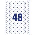 VejrbestandigeetiketterA4arkL471620-01