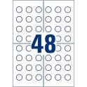 InspektionsetiketterNoPeelA4arkL780110-01