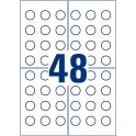 InspektionsetiketterAntitamperA4arkL780510-01