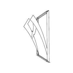 Windsign Frontplade 70 x 100cm